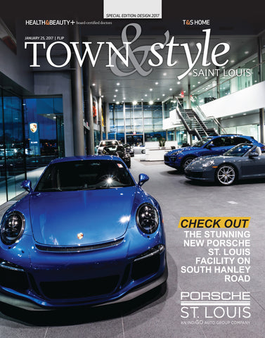Town and Style Saint Louis January 25 2017