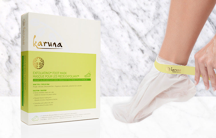 Exfoliating Plus Foot Mask