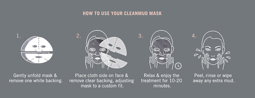 How to Use the ClearMUD Face Mask