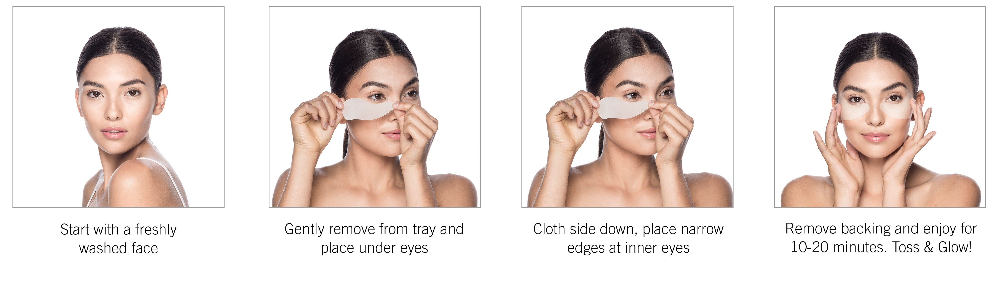 How to use your Karuna Eye Mask