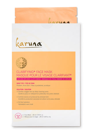 Warehouse Sale Clarifying+ Face Mask Single (Old Packaging)