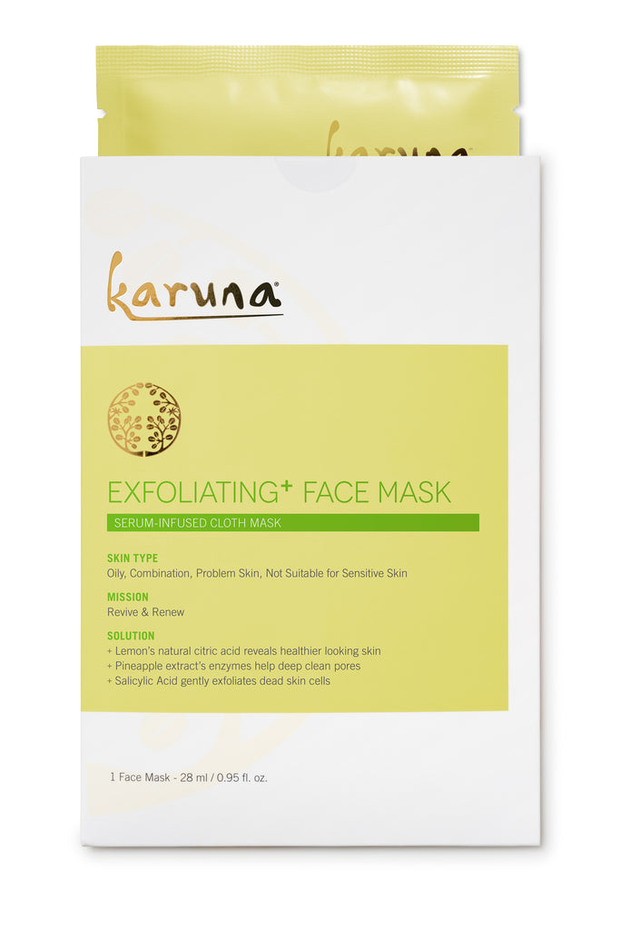 Exfoliating+ Face Mask (Old Packaging)