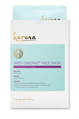 Warehouse Sale Anti-Oxidant+ Face Mask Single (Old Packaging)