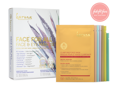 Brightening+ Face Mask - 4 Pack