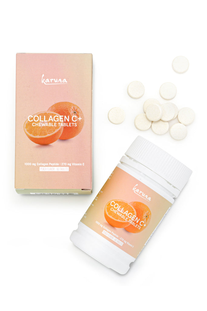 NEW! COLLAGEN C+ CHEWABLE TABLETS
