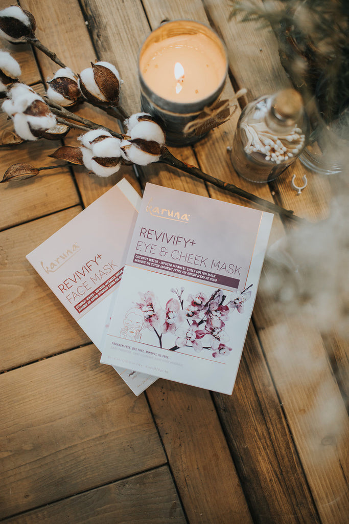 Sheet Masks - Revivify+ Bundle - Karuna Skin