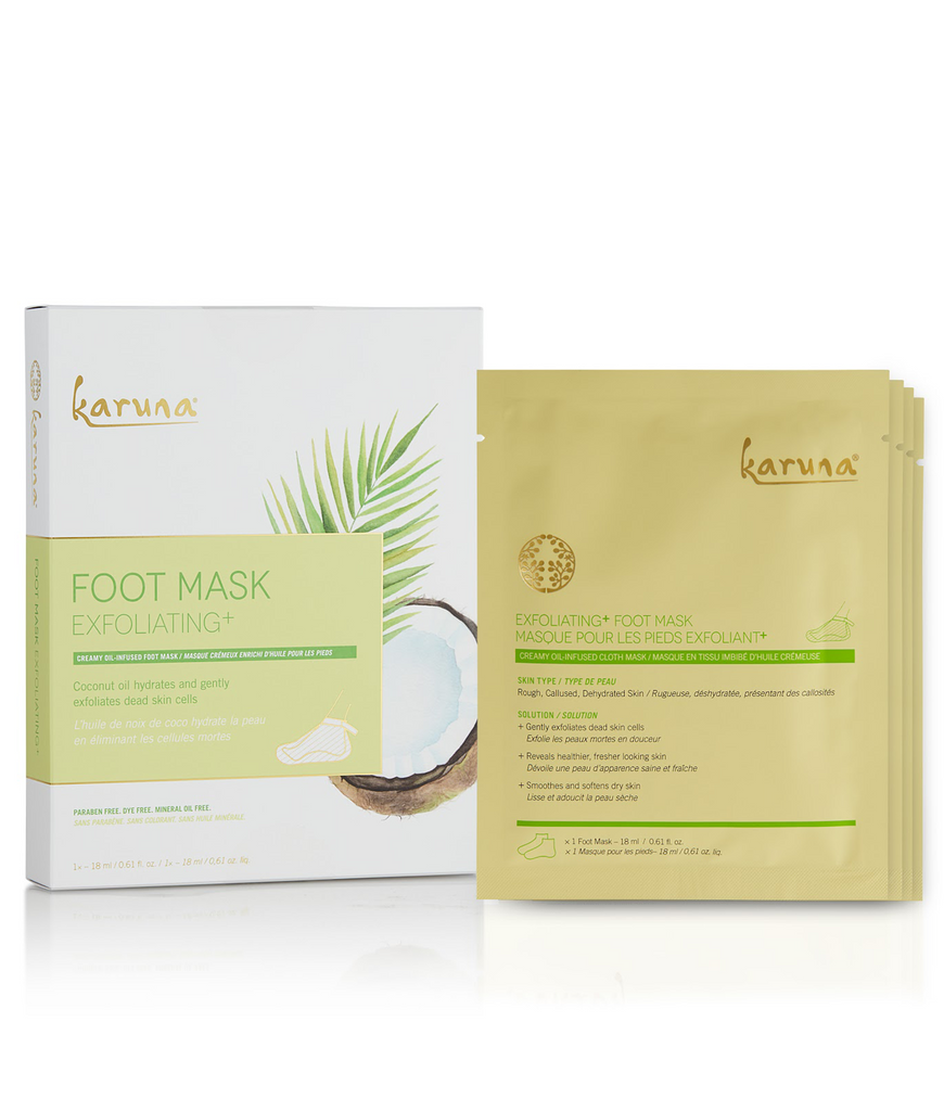 Exfoliating+ Foot Mask - 4 Pack