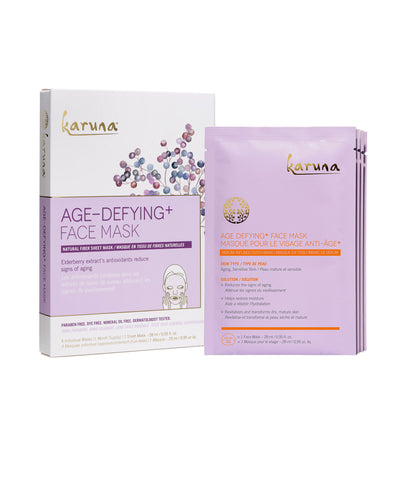 Warehouse Sale Age-Defying+ Face Mask - 4 Pack