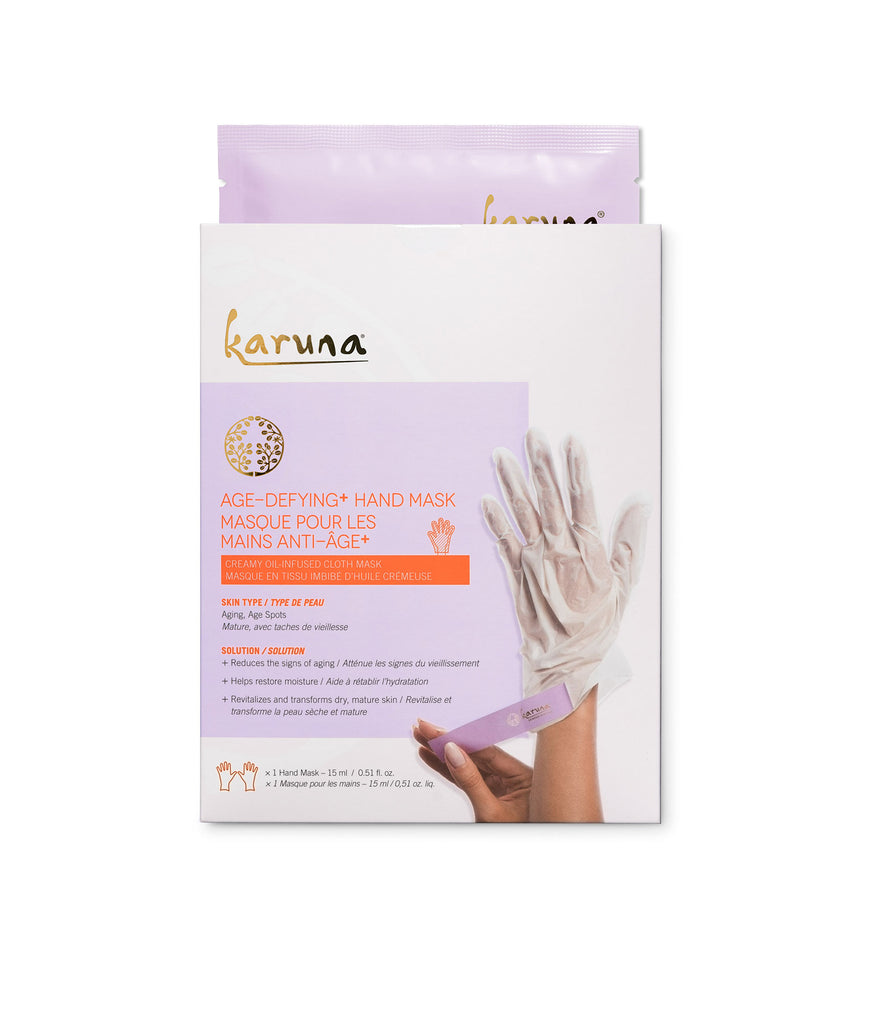 Sheet Masks - Age-Defying+ Hand Mask - Karuna Skin