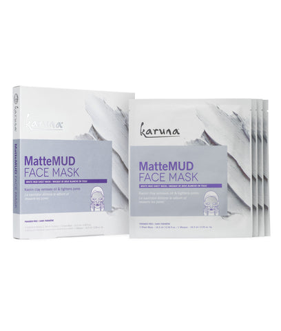 Warehouse Sale MatteMUD Face Mask - 4 pack
