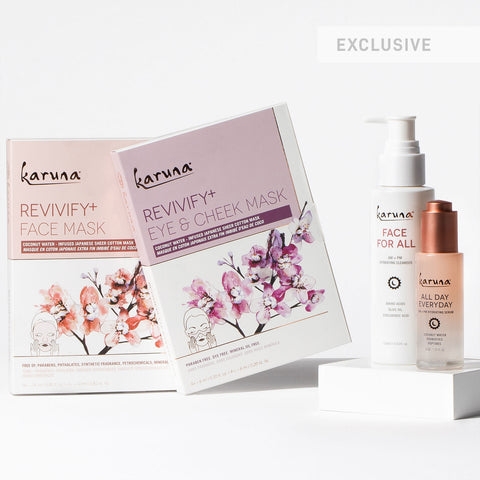 Exclusive Clean+ Beauty Bundle