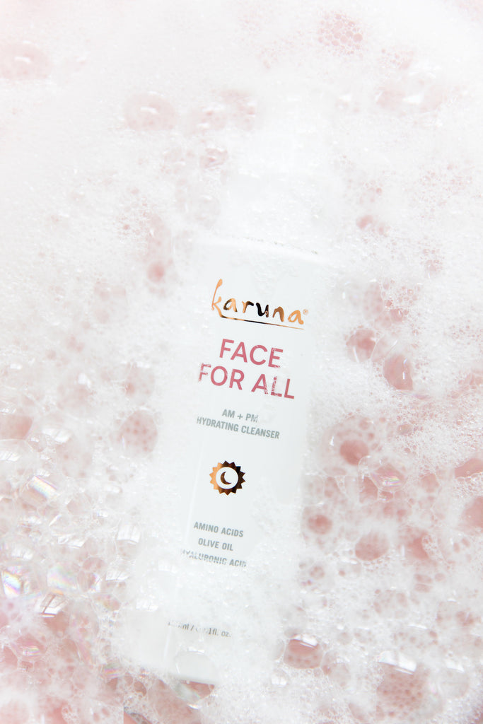Sheet Masks - Face For All Cleanser - Karuna Skin