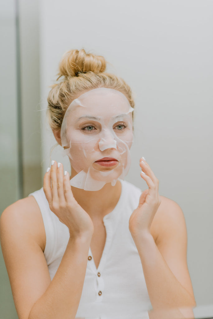 Sheet Masks - Age-Defying+ Face Mask - Karuna Skin