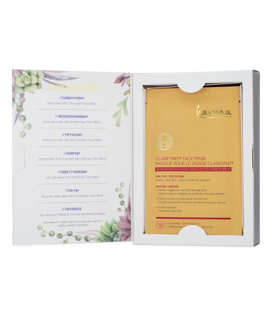 Sheet Masks - Face For All Mask Set - Karuna Skin