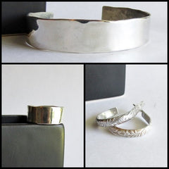 sterling silver handmade jewelry