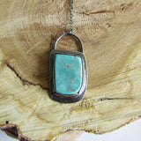 Mojave Turquoise Necklace