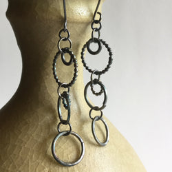 Small Circles Earrings