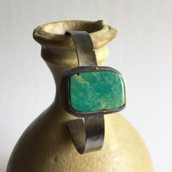 Mojave Turquoise Cuff Bracelet