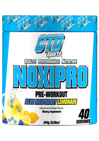CTD Sports Noxipro Blue Raspberry Lemonade
