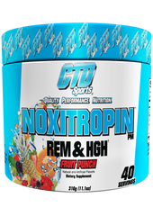 CTD Sports Noxitropin PM Fruit Punch