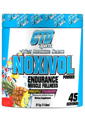 CTD Sports Noxivol Powder Pineapple Strawberry