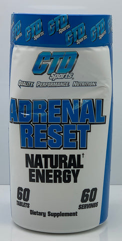 DENTED - ADRENAL RESET