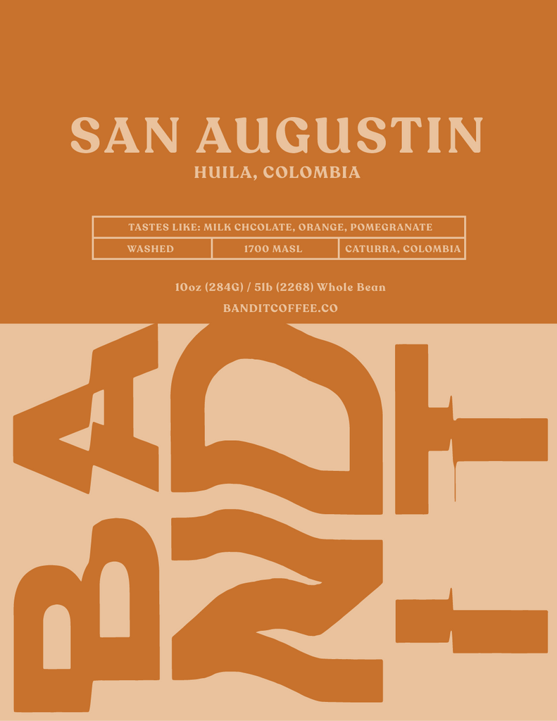 COLOMBIA SAN AUGUSTIN