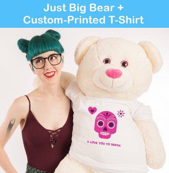 Just Big Bears + T-Shirt