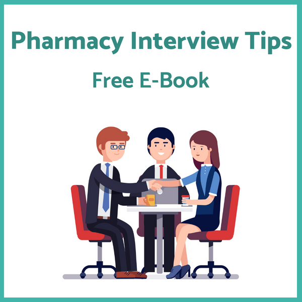 E-Book - Pharmacy Interview Tips