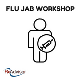 FLU TRAINING + FREE COVID & TRAVEL JAB Training | 22/08/2021 - CARDIFF : 1pm to 3pm
