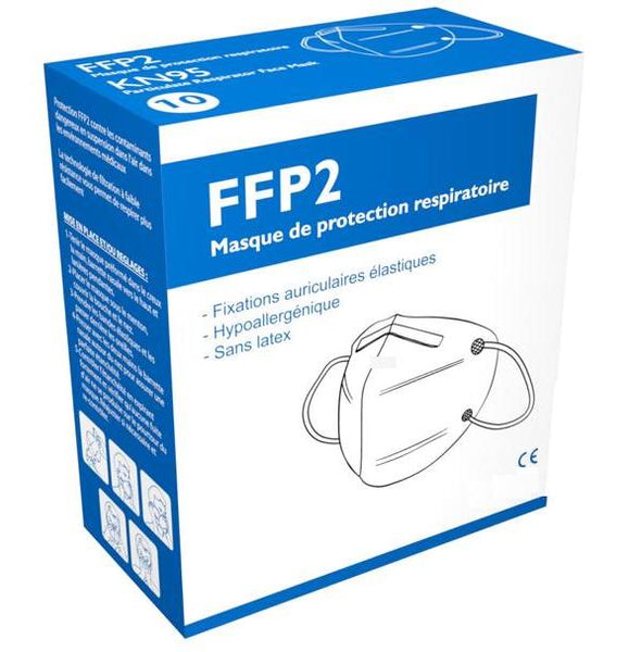 FFP2 Mask - Box of 20