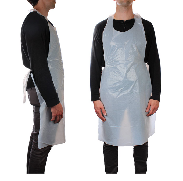 Plastic Aprons - Box of 1000