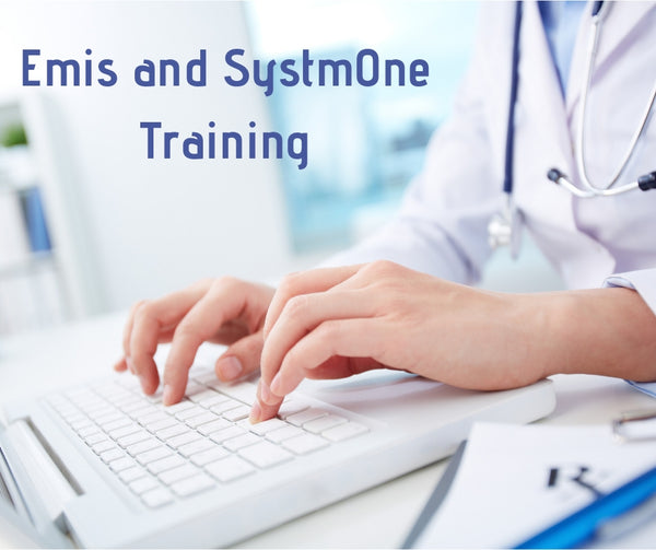 EMIS and SystmOne training - 19th May