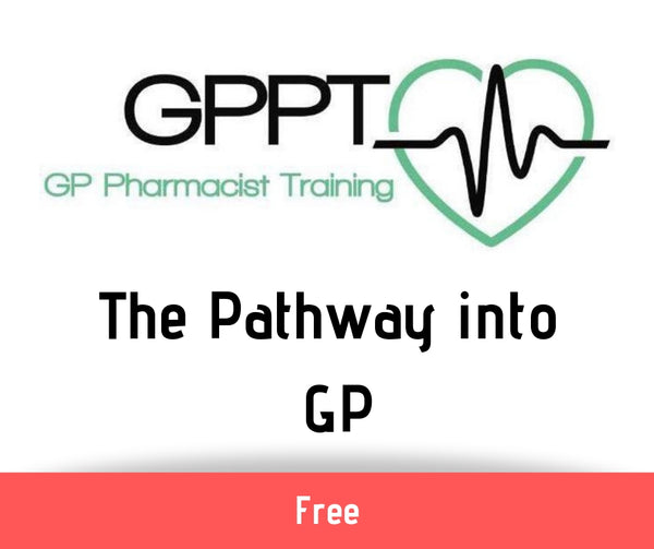 The Pathway into GP - 3rd April- FREE