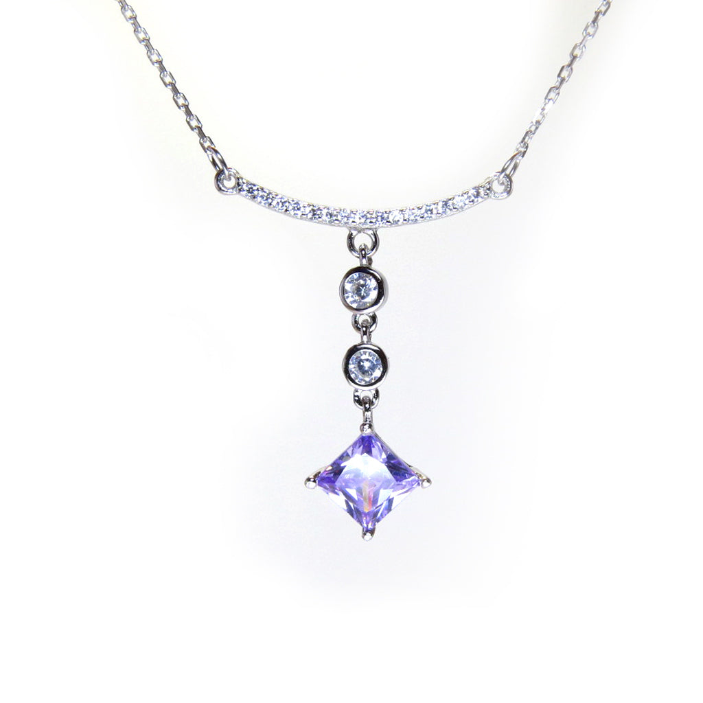 Sterling Silver Eve Necklace - Sterling Candle