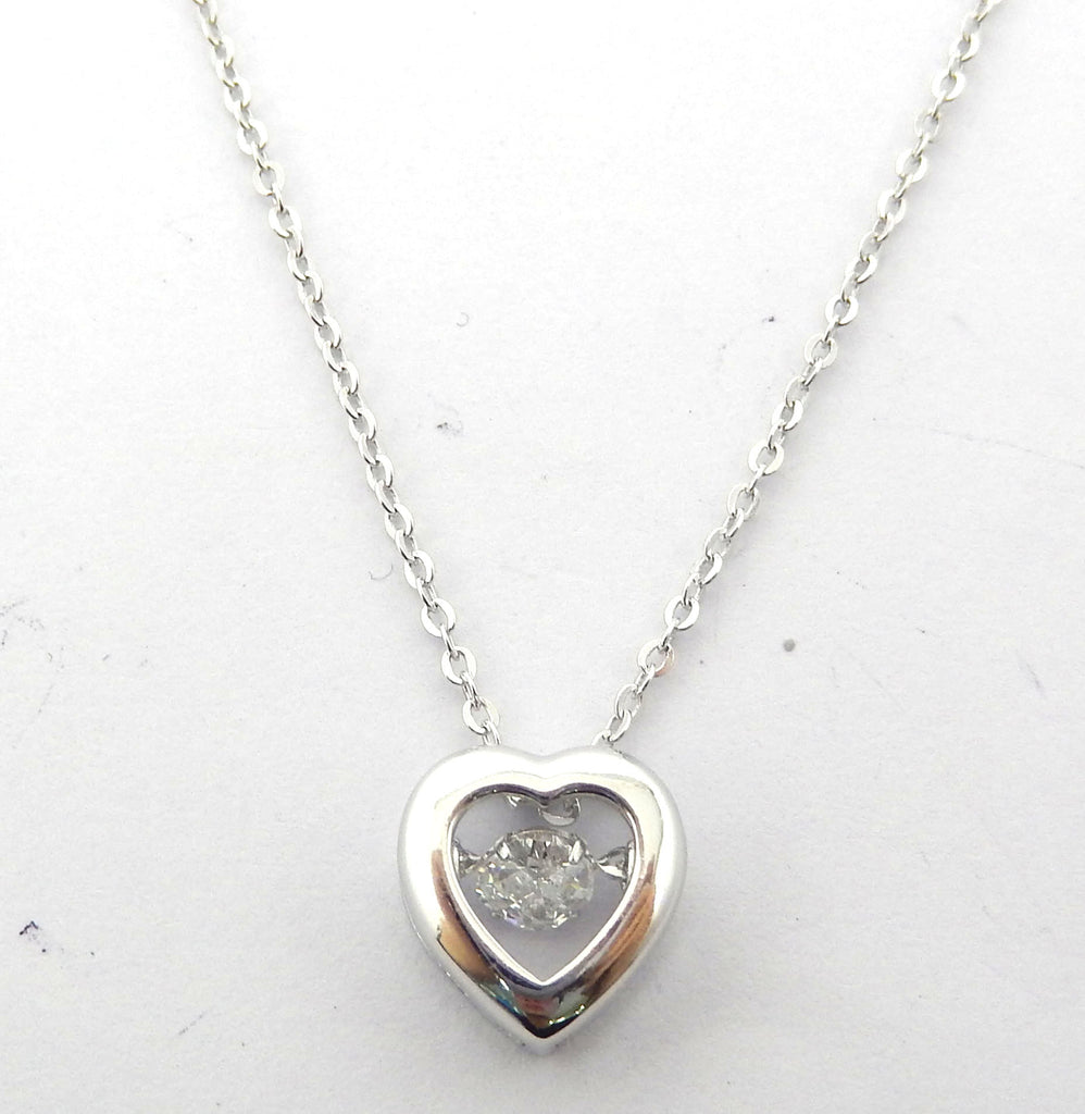 Sterling Silver Flerida Necklace - Sterling Candle