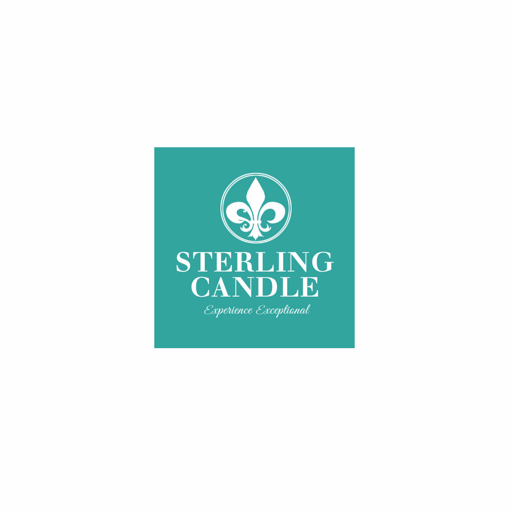 Replacement Candle - Pearl Jasmine Sterling Candle - Sterling Candle