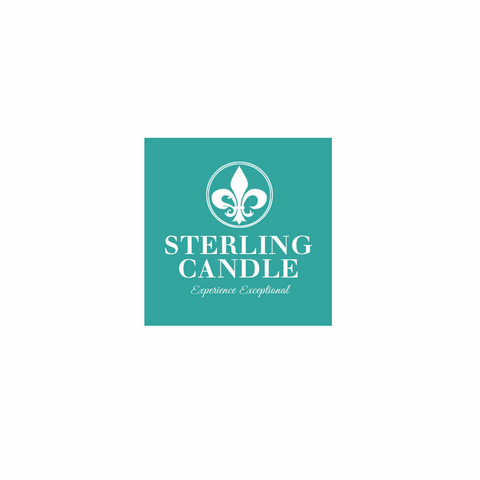 Replacement Candle - Oak & Amber Sterling Candle - Sterling Candle