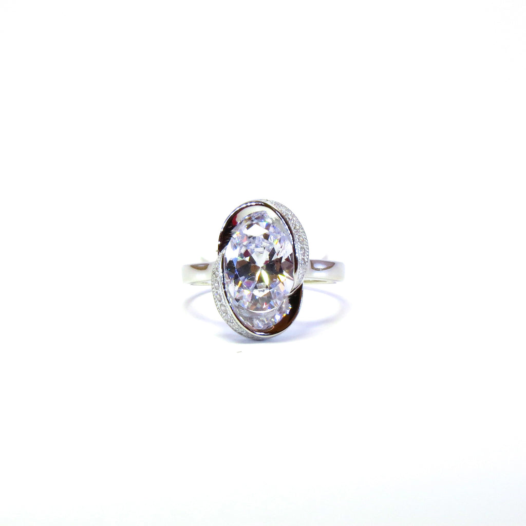 Sterling Silver Reverie Ring - Sterling Candle