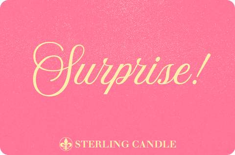Sterling Candle E-Gift Card - Sterling Candle