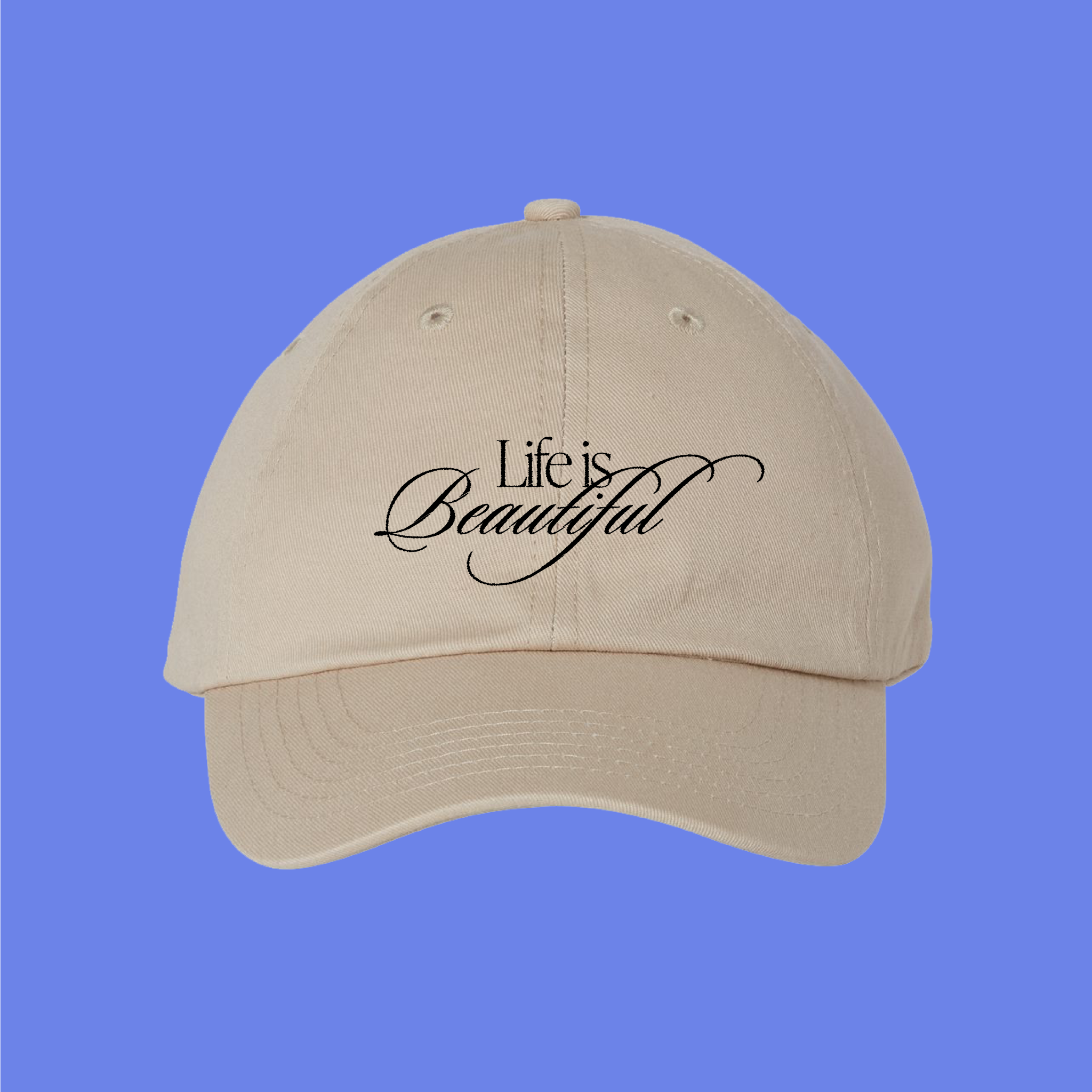 Script Hat by Ordinary Chin