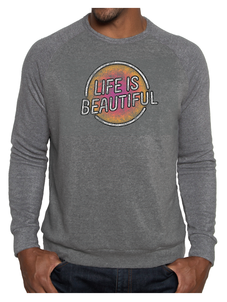 L-31 Life is Beautiful Vintage Logo