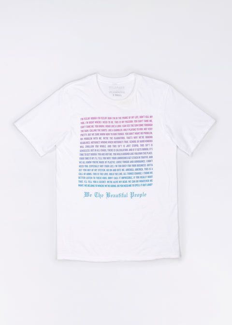 Life is Beautiful x WILDFANG - Festival Tee Shirt