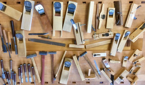 Hand Tools #6: Japanese Woodworking Tools - Part 4: Chisels