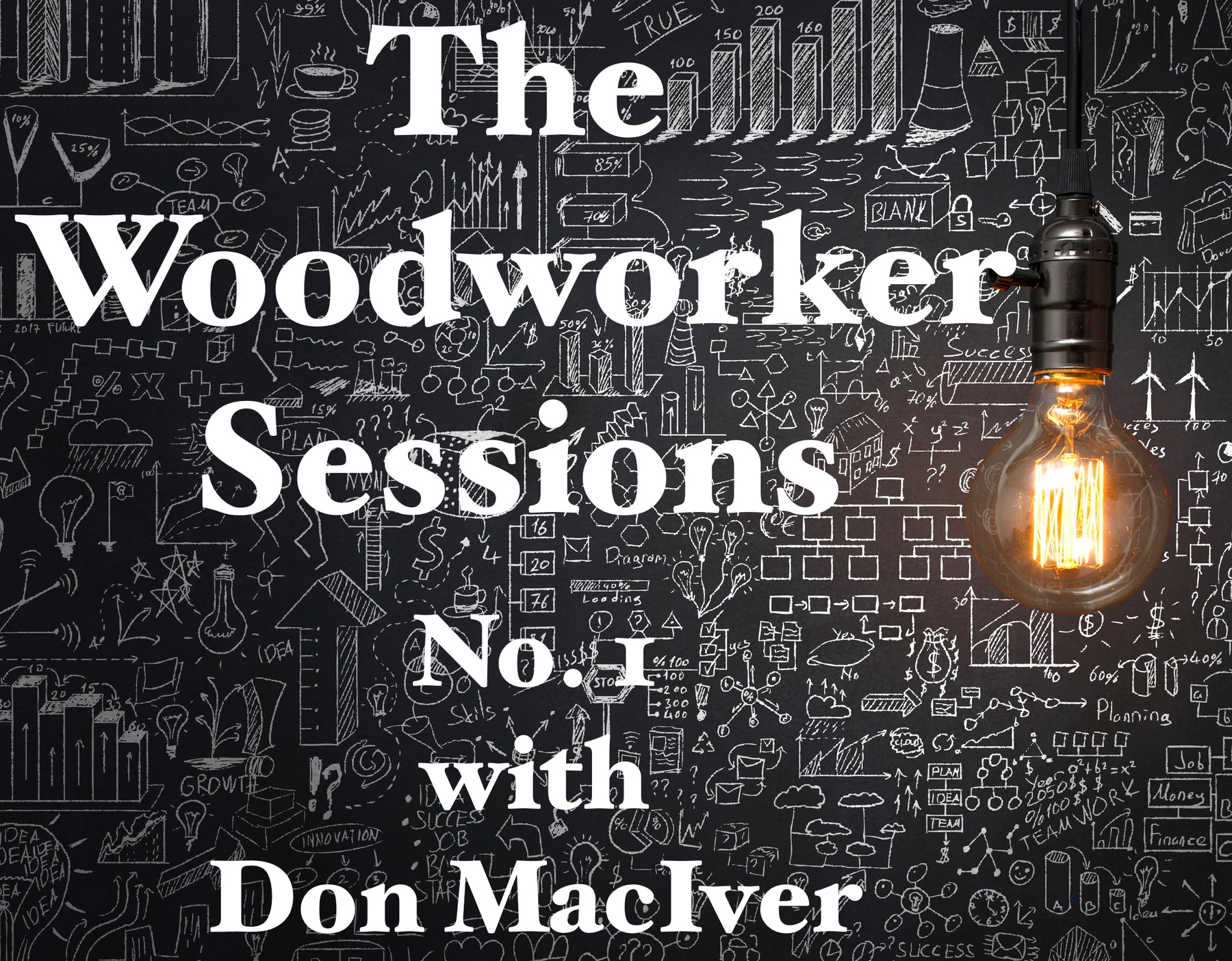 The Woodworker Sessions #1  -  10 Questions with Don MacIver of Stanford