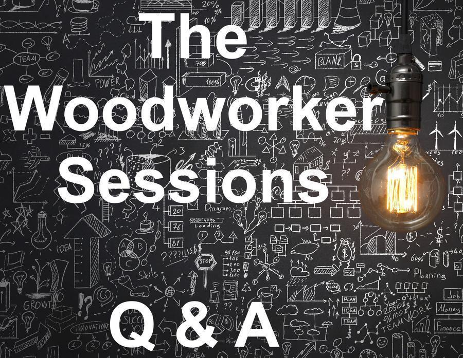 The Woodworker Sessions #11 - 10 Questions with Anthony Berry of Cape Town