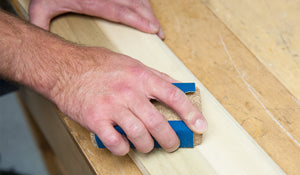 5 Top Tips For Hand Sanding