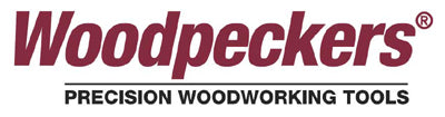 Woodpeckers Precision Woodworking Tools Logo