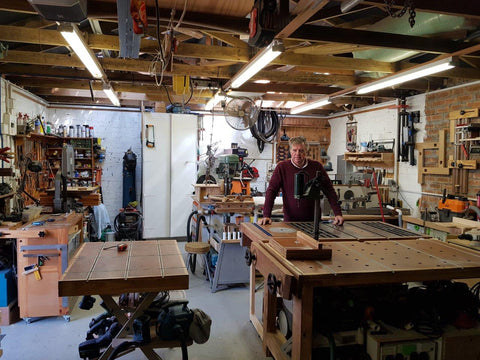 The Woodworker Sessions 5 10 Questions With Duncan Nel Of