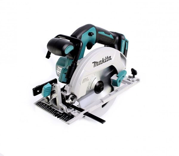 Makita DHS680ZJ Cordless Circular Saw, 18V LXT, Brushless Motor, Tool Only, c/w Carry Case